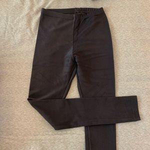 Long American Apparel Leggings- NWOT- Size M